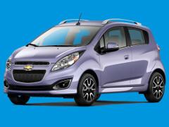 Wynajem auta Chevrolet Spark